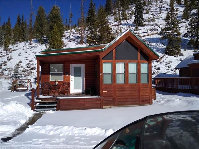 85 Revett Dr Lot # 160 Drive, Breckenridge, CO 80424 (MLS #S1017090) :: eXp Realty LLC - Resort eXperts