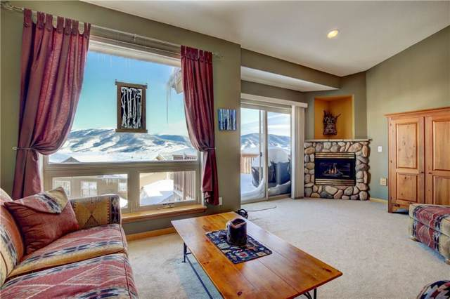 90 Wildernest Court 90-C, Silverthorne, CO 80498 (MLS #S1017093) :: Colorado Real Estate Summit County, LLC