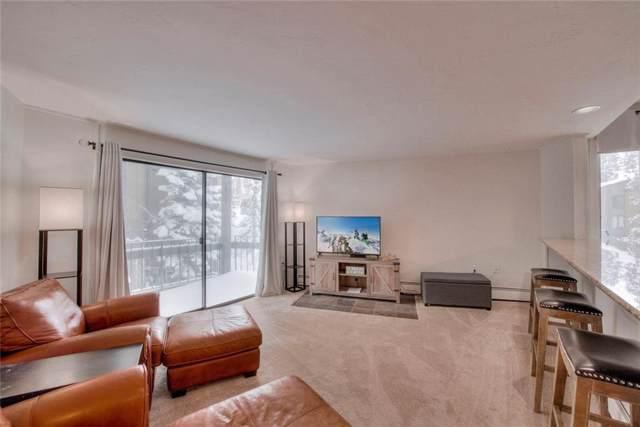 1167 Ski Hill Road #179, Breckenridge, CO 80424 (MLS #S1017094) :: Colorado Real Estate Summit County, LLC