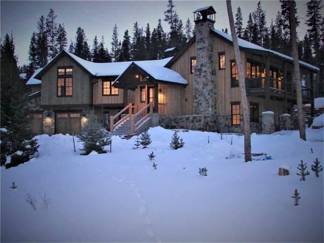 1496 Highlands Drive, Breckenridge, CO 80424 (MLS #S1017186) :: eXp Realty LLC - Resort eXperts