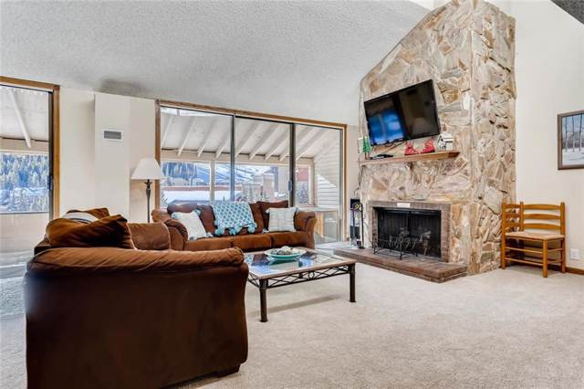 760 Copper Road #201, Copper Mountain, CO 80443 (MLS #S1017200) :: eXp Realty LLC - Resort eXperts