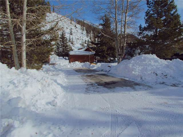 85 Revett #133 Drive, Breckenridge, CO 80424 (MLS #S1017204) :: Dwell Summit Real Estate