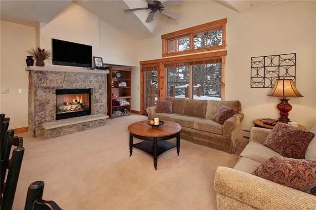 77 Mountain Thunder Drive #401, Breckenridge, CO 80424 (MLS #S1017251) :: Dwell Summit Real Estate