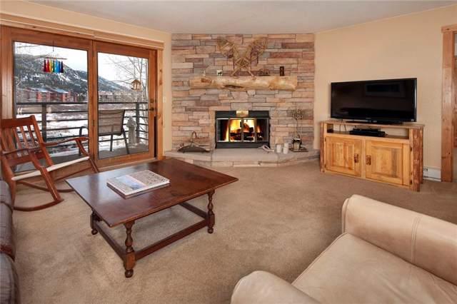 23034 Us Hwy 6 #303, Keystone, CO 80435 (MLS #S1017258) :: Colorado Real Estate Summit County, LLC