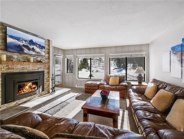 1944 Soda Ridge Road #1228, Keystone, CO 80435 (MLS #S1017260) :: Dwell Summit Real Estate