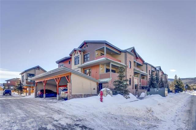 318 S 8th Avenue S P-1, Frisco, CO 80443 (MLS #S1017261) :: eXp Realty LLC - Resort eXperts