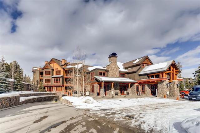 42 Snowflake Drive #516, Breckenridge, CO 80424 (MLS #S1017271) :: Colorado Real Estate Summit County, LLC