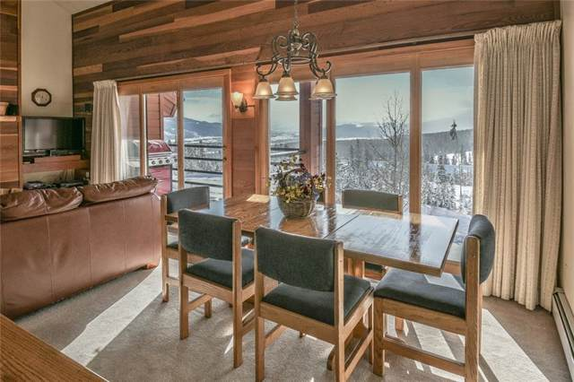91300 Ryan Gulch Road #322, Silverthorne, CO 80498 (MLS #S1017274) :: Colorado Real Estate Summit County, LLC