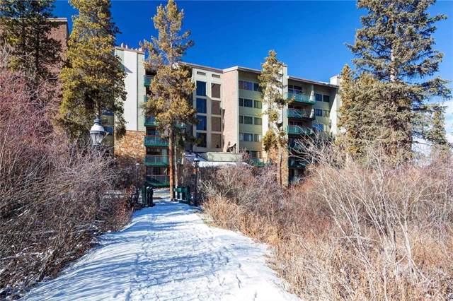 455 Village Road #111, Breckenridge, CO 80424 (MLS #S1017289) :: Colorado Real Estate Summit County, LLC