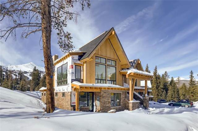 79 Cucumber Drive, Breckenridge, CO 80424 (MLS #S1017292) :: Dwell Summit Real Estate