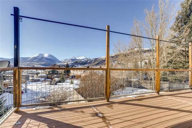 133 Big Elk Road, Dillon, CO 80435 (MLS #S1017293) :: Colorado Real Estate Summit County, LLC