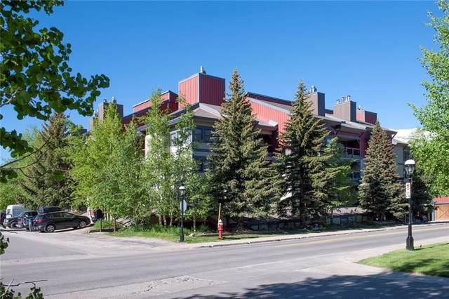 107 N Harris Street N #102, Breckenridge, CO 80424 (MLS #S1017295) :: Colorado Real Estate Summit County, LLC