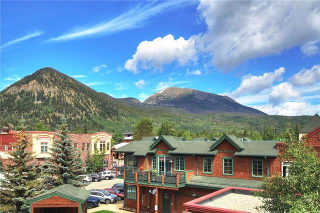 156 S 4th Avenue S #3, Frisco, CO 80443 (MLS #S1017299) :: Dwell Summit Real Estate