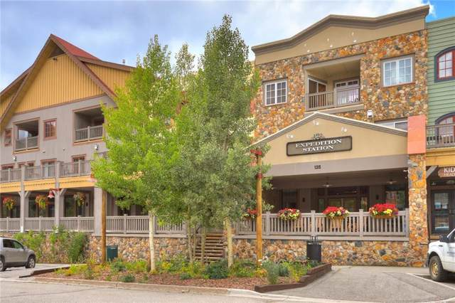 135 Dercum Drive #8554, Keystone, CO 80435 (MLS #S1017316) :: Colorado Real Estate Summit County, LLC