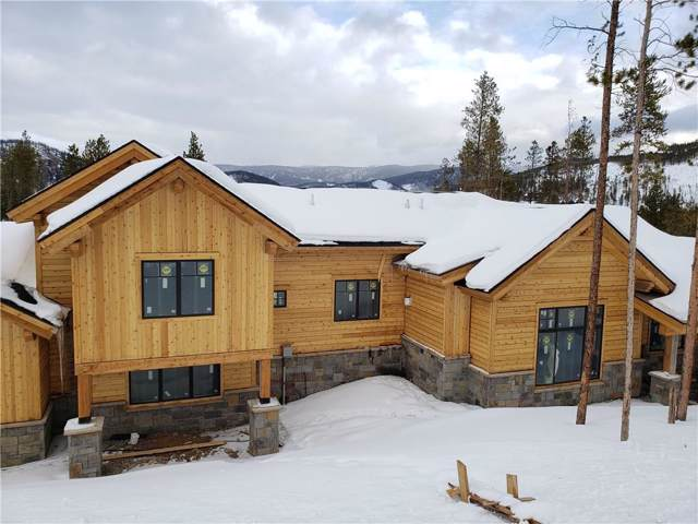 60 Fairways Drive 2B, Breckenridge, CO 80424 (MLS #S1017325) :: Dwell Summit Real Estate