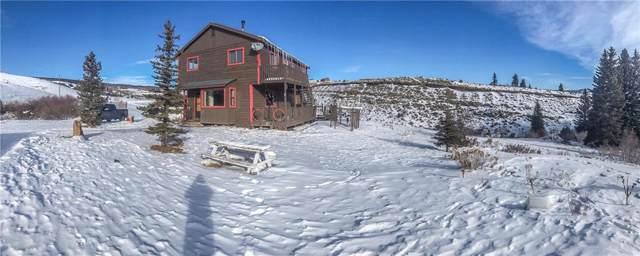 383 County Road 192, Kremmling, CO 80459 (MLS #S1017327) :: Colorado Real Estate Summit County, LLC