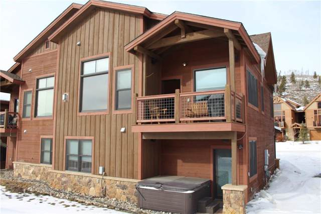 54 Antlers Gulch Road A, Keystone, CO 80435 (MLS #S1017335) :: Colorado Real Estate Summit County, LLC