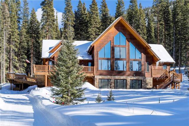 133 Silverheels Drive, Breckenridge, CO 80424 (MLS #S1017337) :: Colorado Real Estate Summit County, LLC