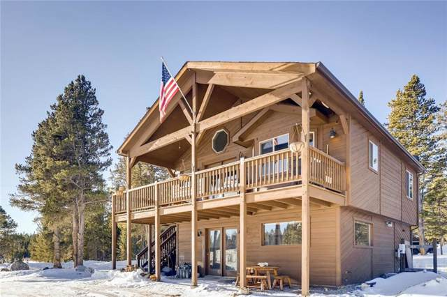 2351 Lakeside Drive, Alma, CO 80420 (MLS #S1017341) :: Colorado Real Estate Summit County, LLC