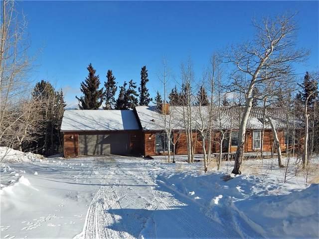 271 Sheep Ridge Road, Fairplay, CO 80440 (MLS #S1017346) :: Dwell Summit Real Estate