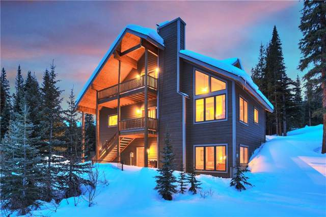75 Scr 671, Breckenridge, CO 80424 (MLS #S1017353) :: Dwell Summit Real Estate