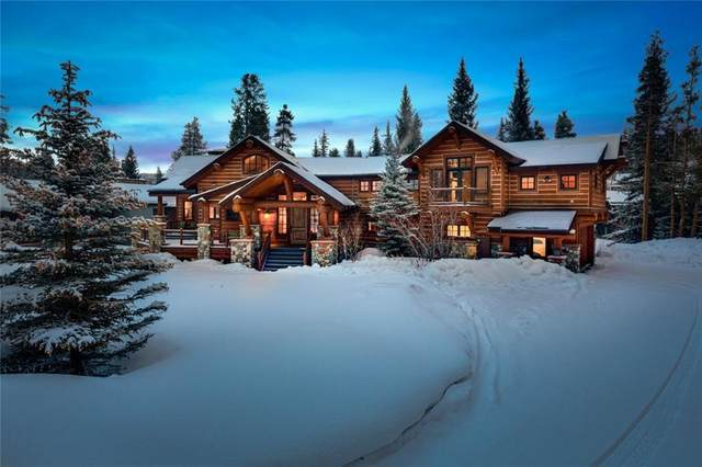 31 Riverwood Drive, Breckenridge, CO 80424 (MLS #S1017357) :: eXp Realty LLC - Resort eXperts
