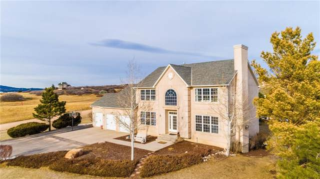 14915 Crooked Spur Lane, Other, CO 80921 (MLS #S1017370) :: Dwell Summit Real Estate