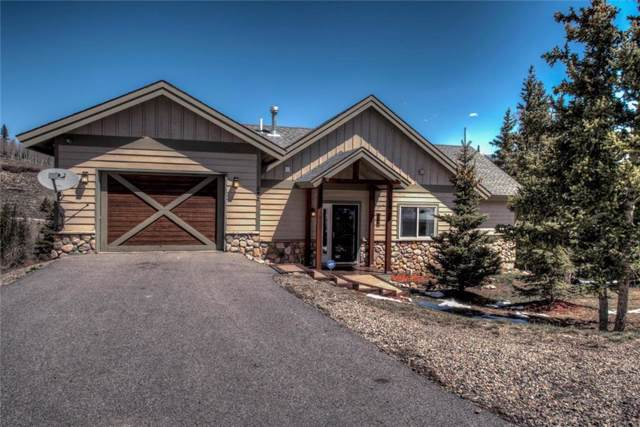 282 Fawn Court, Silverthorne, CO 80498 (MLS #S1017372) :: Colorado Real Estate Summit County, LLC
