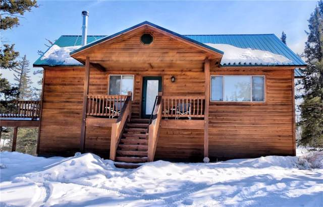 1281 Teton Trail, Como, CO 80432 (MLS #S1017382) :: Dwell Summit Real Estate