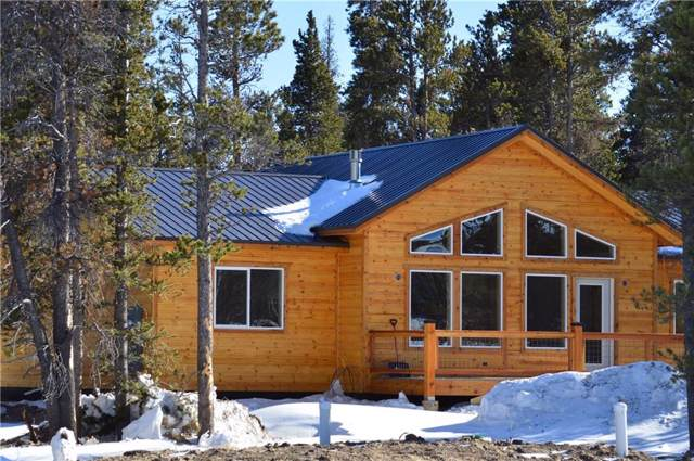 364 Foxtail Drive, Fairplay, CO 80440 (MLS #S1017386) :: Dwell Summit Real Estate