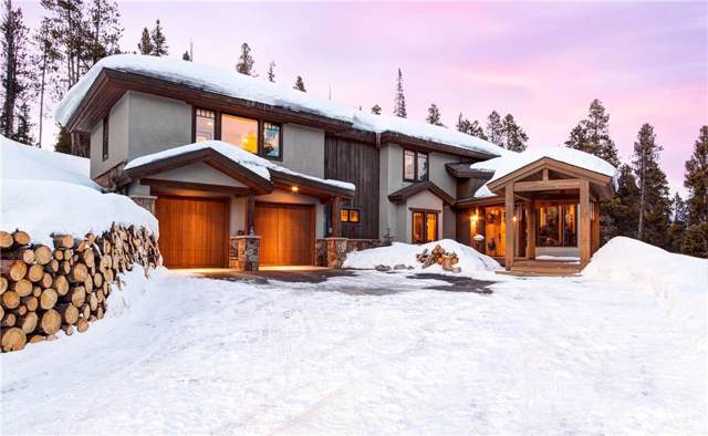 115 Sunset Drive, Breckenridge, CO 80424 (MLS #S1017396) :: Dwell Summit Real Estate