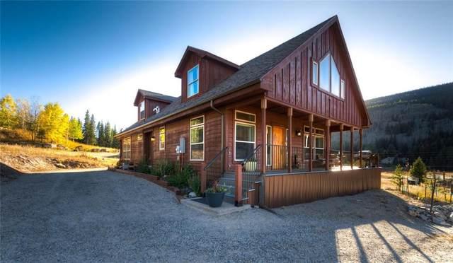 60 Calle De Plata, Breckenridge, CO 80424 (MLS #S1017413) :: Dwell Summit Real Estate