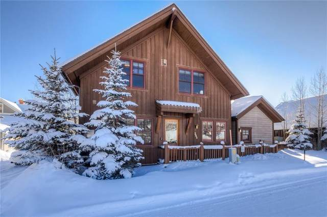 205 N Main Street, Breckenridge, CO 80424 (MLS #S1017415) :: eXp Realty LLC - Resort eXperts