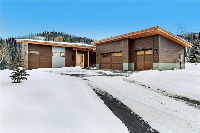 79 Beasley Road, Silverthorne, CO 80498 (MLS #S1017424) :: Colorado Real Estate Summit County, LLC