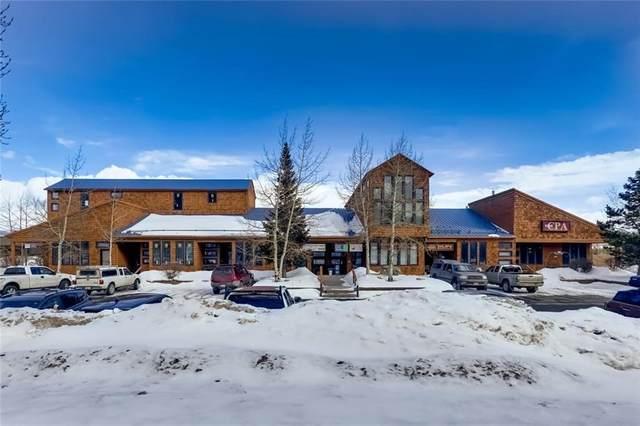 699 N Summit Boulevard N J, Frisco, CO 80443 (MLS #S1017426) :: Colorado Real Estate Summit County, LLC