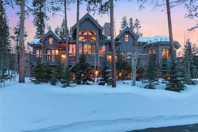 1883 Highlands Drive, Breckenridge, CO 80424 (MLS #S1017431) :: Colorado Real Estate Summit County, LLC