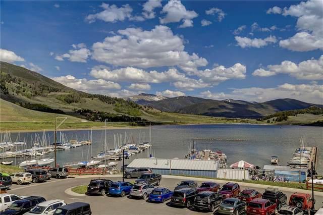 240 E La Bonte Street E #55, Dillon, CO 80435 (MLS #S1017432) :: Colorado Real Estate Summit County, LLC