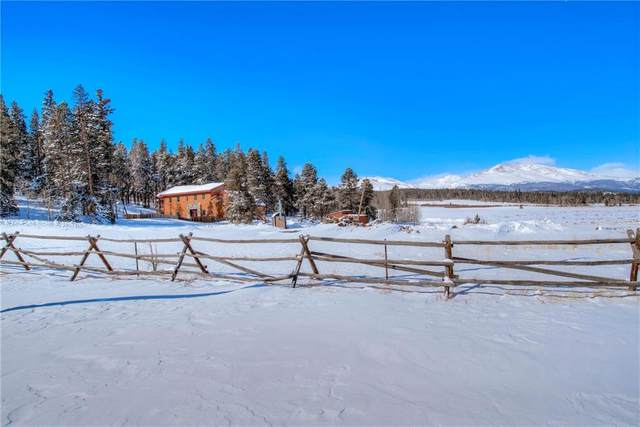 1109 Sacramento Creek Drive, Fairplay, CO 80440 (MLS #S1017434) :: eXp Realty LLC - Resort eXperts