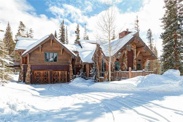 82 Goldenview Drive, Breckenridge, CO 80424 (MLS #S1017462) :: eXp Realty LLC - Resort eXperts
