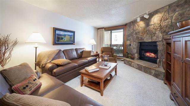 317 W La Bonte Street #202, Dillon, CO 80435 (MLS #S1017467) :: Colorado Real Estate Summit County, LLC