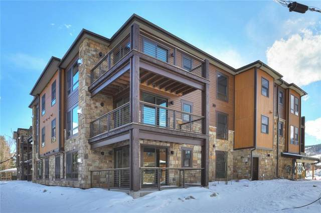 1060 Blue River Parkway Th 105, Silverthorne, CO 80498 (MLS #S1017469) :: Mountain Habitat, LLC