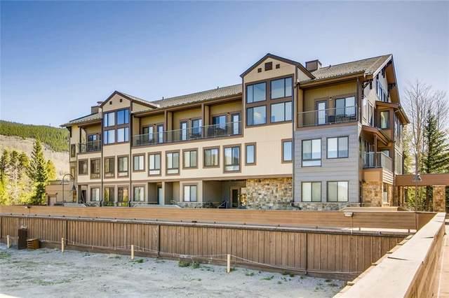 1205 W Keystone Road W #2798, Keystone, CO 80435 (MLS #S1017487) :: Dwell Summit Real Estate