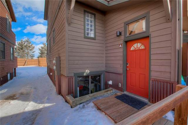 408 Bayview Drive 408A, Frisco, CO 80443 (MLS #S1017505) :: eXp Realty LLC - Resort eXperts