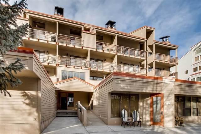 22804 Us Highway 6 #105, Keystone, CO 80435 (MLS #S1017510) :: eXp Realty LLC - Resort eXperts