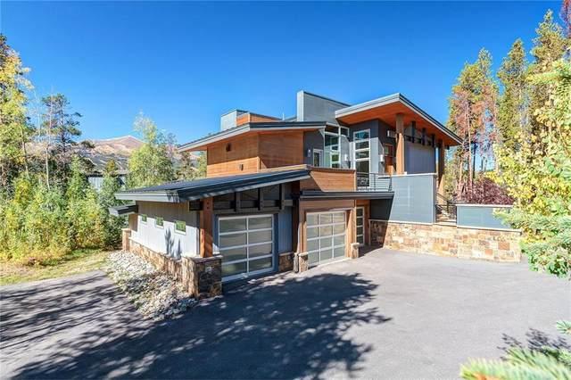 103 N Pine Street, Breckenridge, CO 80424 (MLS #S1017518) :: Colorado Real Estate Summit County, LLC