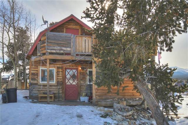 651 Clark Road, Fairplay, CO 80440 (MLS #S1017519) :: eXp Realty LLC - Resort eXperts
