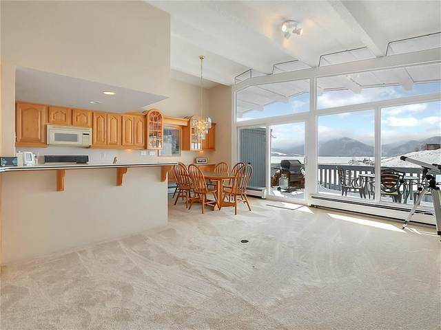 512 Tenderfoot #146, Dillon, CO 80435 (MLS #S1017534) :: Colorado Real Estate Summit County, LLC