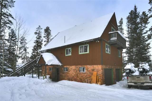 143 N Pine Street, Breckenridge, CO 80424 (MLS #S1017535) :: Colorado Real Estate Summit County, LLC