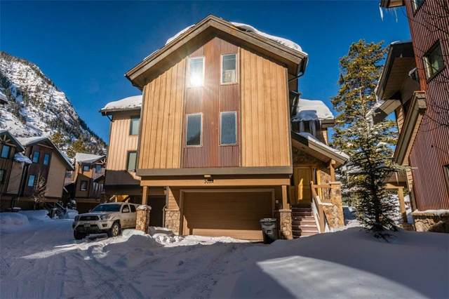 303A S 2nd Avenue 303A, Frisco, CO 80443 (MLS #S1017548) :: Colorado Real Estate Summit County, LLC