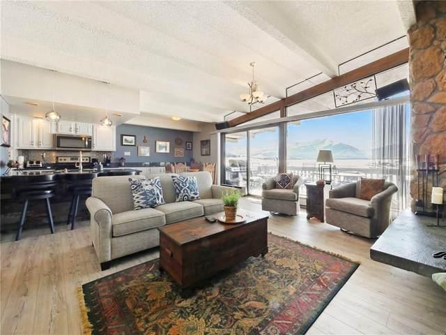 512 Tenderfoot Street #123, Dillon, CO 80435 (MLS #S1017551) :: Colorado Real Estate Summit County, LLC